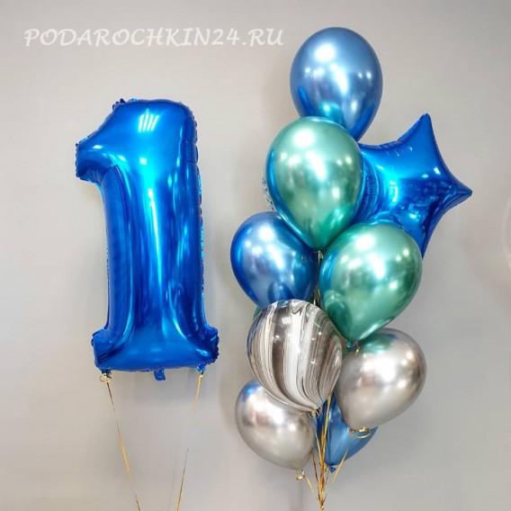 Набор шаров для дня рождения